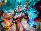 (Matron Order) Gaia, Bestowing Arms