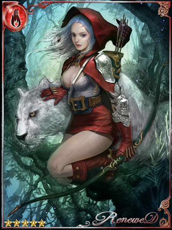 (Connective) Ruby Beastmaster Lydia