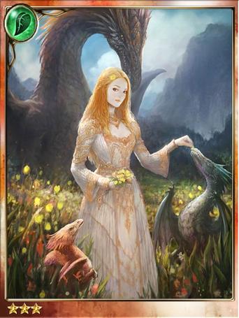 Bianca, Dragonborn