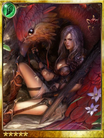 Bird Rider Rowena