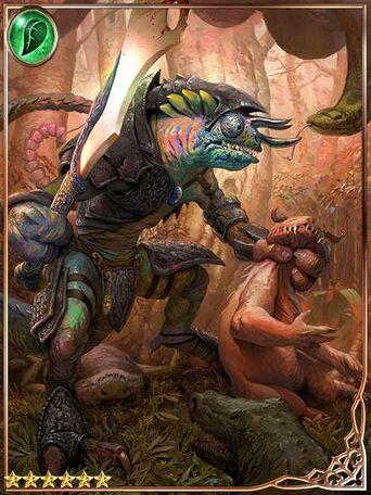 (Variegated) Jaxxon, Jungle Legend