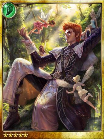 Fairy Magician Jedd