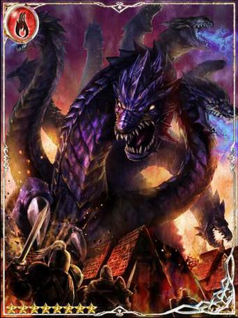 (Flaming Ocean) Vexed Deimos Dragon