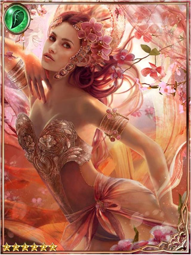 Upright Pure Wind Spirit Evita Legend Of The Cryptids