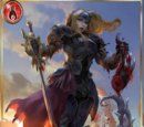 (Keen Will) Umbra Knight Johanna