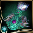 Turquoise Medallion EX
