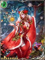(Red Trim) Freia, Snowing Blessings