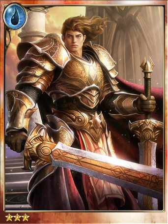 Twin Swordmage Boris