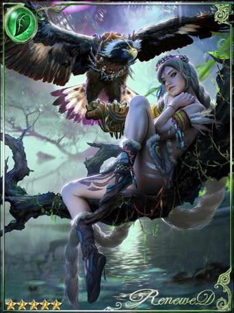 (Sky Eye) Ridge Huntress Keshue