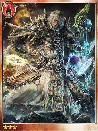Evil White Sorceror Ian