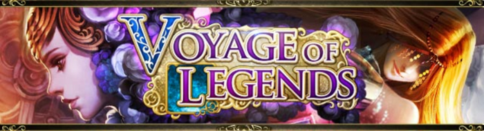 Voyage of Legends 13