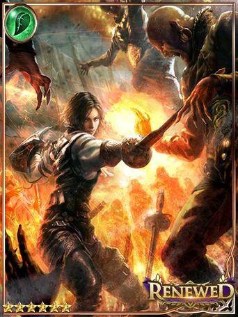 (Certitude) Athos, Evil's Bane