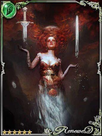 (Disburden) Fiora of Cursed Blades