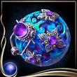 Blue Musical Ball EX