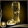 Yellow Stein Boot
