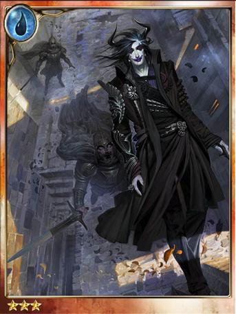 Black Harlequin Wayne