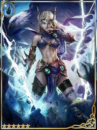(Corybantic) Brynhildr, War Maiden