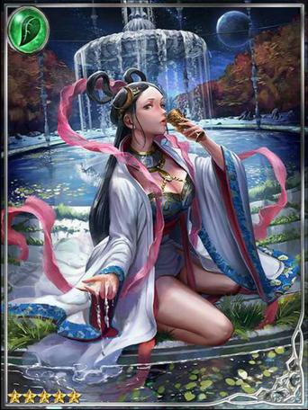 (Disconnected) Lunar Maiden Jouga