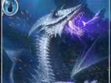 (Motion) Ocean Dragon in the Depths