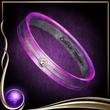 Purple Sparkling Ring