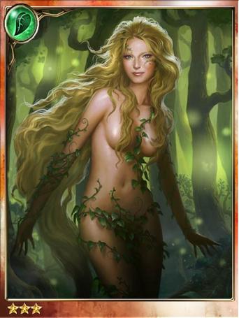 Verdant Mandrake Nymph