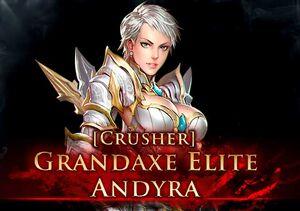 (Crusher) Grandaxe Elite Andyra Quest
