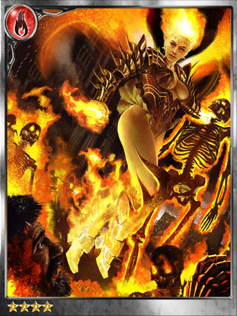 (Firebound) Ristie, Blaze Gladiator