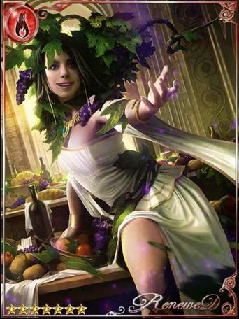 (Merriment) Organa, Goddess of Wine