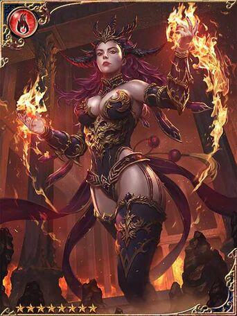 (Flame Fusion) Mythseeker Mystika