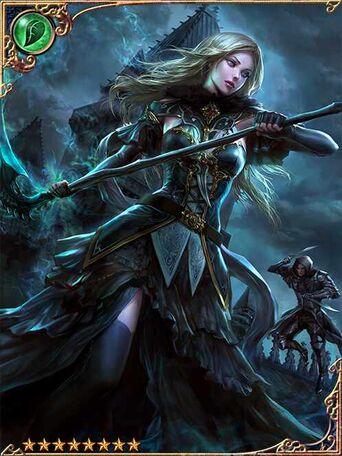(Mortality Edge) Resolute Lady Yora