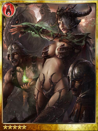 Demon-Fused Marilou