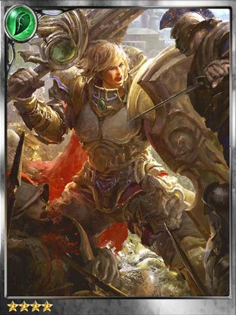 (Knighthood) Rebellious Vandeim