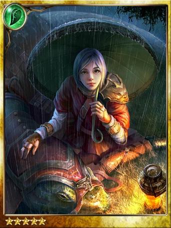 Einie the Rainwoman
