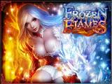 Frozen Flames