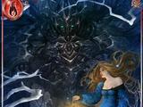 (Agonizing Woe) Izna, Cold Avenger