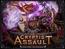 Cryptid Assault XLIX