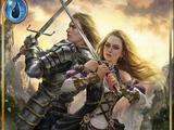 (Crossed Swords) Twofold Xerete