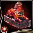 Red Sphinx Figure EX
