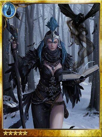 Tenacious Dark Sorceress