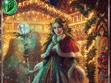 Mistletoe, Holiday Creeper