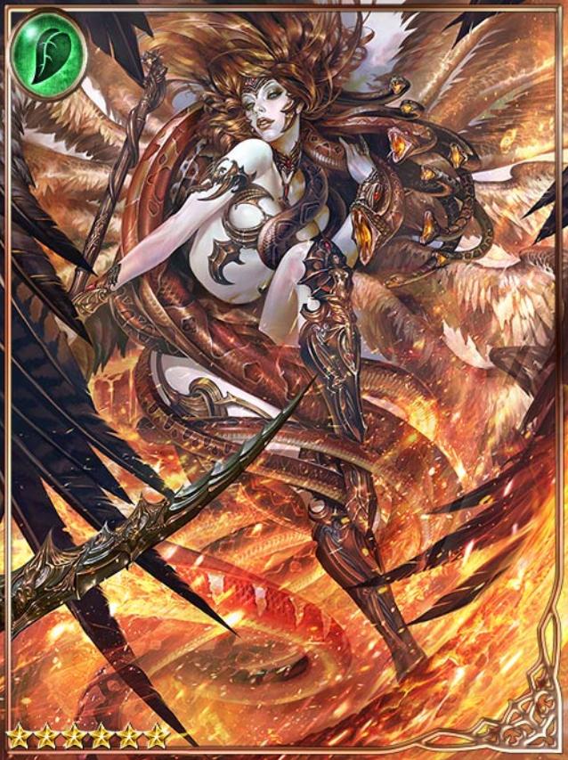 Villain) Samael, Serpentine Devil   Legend of the Cryptids Wiki