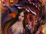 (Divert) Barbara, Halloween Empress