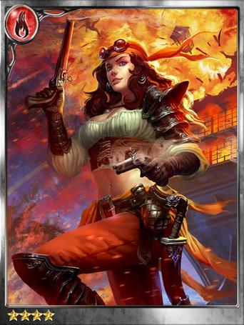 (Crackshot) Gun Goddess Anne