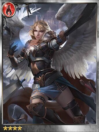 (Resistance) Winter Guardian Angel