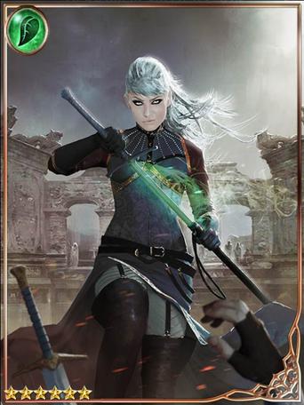 (Judgment) Belinda, Elegant Fencer