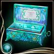Turquoise Music Box EX