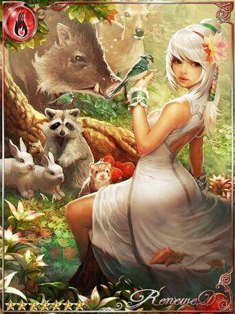 (Passing By) Wintertide Fairy Miura