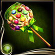 Green Candy Apple EX
