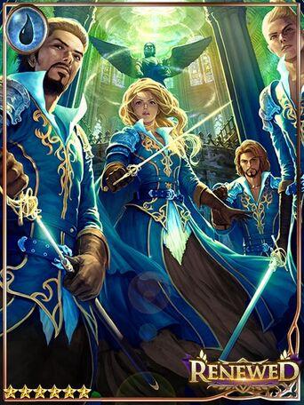 (Aid) d'Artagnan's Fated Encounter