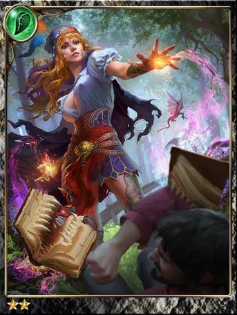 (Dealing) Magic Shop Owner Graciel